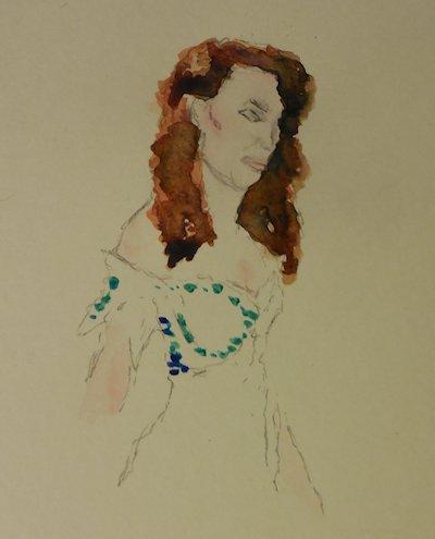 John Singer Sargent - Duchess - focuspointshape.com