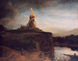 the mill rembrandt sweet summer light