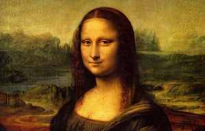 mona lisa sweet summer light